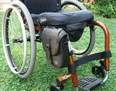 Holsters are even available as Wheelchair Accessories By Scott Works