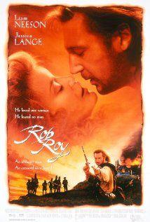 Rob Roy (1995) Starring:   Liam Neeson, Jessica Lange, John Hurt