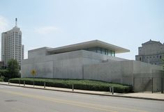 Spotlight: Tadao Ando,The Pulitzer Foundation. Image © <a href='https://commons.wikimedia.org/wiki/File:Pulitzerfoundation.jpg'>Wikimedia user Garfield226</a> Licensed under <a href='https://creativecommons.org/licenses/by-sa/3.0/deed.en'>CC BY-SA 3.0</a>