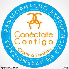 Propuesta de logo para @conectatecontigo en instagram & Twitter -- instagram @vittografia