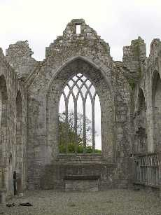 Mucross Abbey in Killarney, Ireland. I keep seeing it pinned and not labeled and it was bugging me. I've been there, amazing place.