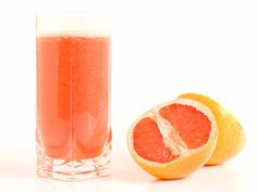 Starting each day with a freshly squeezed grapefruit!