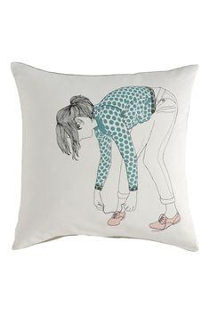La cerise sur le gateau cushion - Coussin Patty