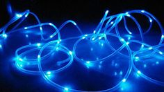 $16.99 Solar Rope Tube 5M/16.5ft 50 LEDs Fairy String Lights Garden Light decorate for Outdoor, Gardens, Homes, Christmas, Party,etc (blue) @HAHOME http://www.amazon.com/dp/B00L0ITWJG/ref=cm_sw_r_pi_dp_.odVtb1MHPMPTF3T