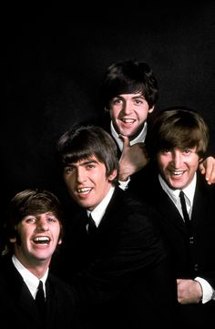 The Beatles Take America, 1964 | LIFE.com: When John, Paul, George and Ringo first made it across the pond in 1964 to play before their adoring, screaming fans in the States — including, famously, performances on The Ed Sullivan Show that mark, for many people, the true beginning of rock and roll's British Invasion — LIFE photographers made photos of the lads from Liverpool that capture their wry spirit, their charm and their youth. (Were they really ever that young?)