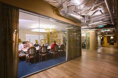 Google Office Moscow - Picture gallery