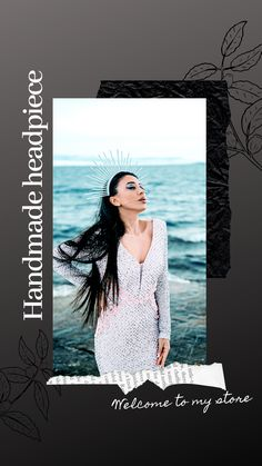 Skull Wedding, Gothic Wedding, Festival Wear, Festival Outfits, Wiccan Wedding, Crown Photos, Snow Fairy, Mermaid Crown, Festival Costumes