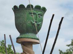 Prieuré d orsan Urn, Planter Pots, Container, Seasons, Garden, Garten, Seasons Of The Year, Lawn And Garden, Gardens