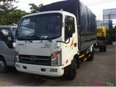Thùng Mui Bạc , Kín ,Lửng, Khuyến Mãi 100% Thuế Trước Bạ, Liên Hệ Trực Tiếp Để Nhận Chiếc Khấu Về Giá   Đại lý xe tải VEAM VT200-1 1T9 thùng dài hơn 4m,xe tải vào thành phố Thông số kỹ thuật Xe tải Veam VT200-1 1.9T  Tải trọng(Kg):                                                               1990 Tổng tải trọng(kg): 4990 Kích thước lọt lòng thùng (mm):                                  4350 x 2000 x 1830 Kích thước xe (mm):                                                    6265 x 2140 x…