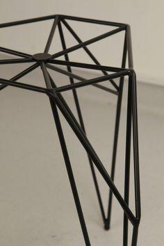 SINGULAR — arttickles: STOOL / 2013. A stool made of steel...