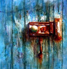 Blue Door - David Poxon