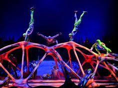 Cirque du Soleil - TOTEM | Official Ticketek tickets, tour and event information - Ticketek Australia