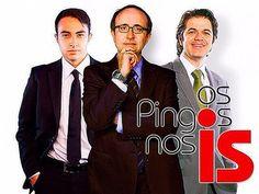 """Canadauence TV: """"Os Pingos nos Is"""", mete o """"pau"""" nessa cambada. (C..."""
