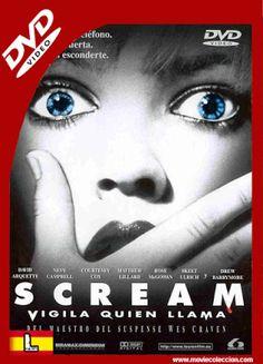 Scream 1996 DVDrip Latino ~ Movie Coleccion
