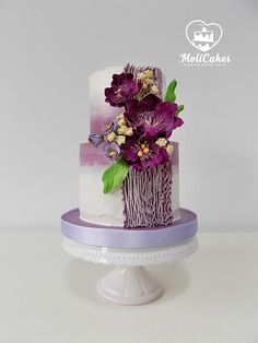Birthday cake  by MOLI Cakes