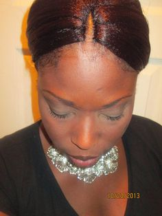 Crochet Braids No Knot Method : ... Gallery on Pinterest Crochet braids, Marley braids and Cornrow