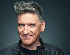 Craig Ferguson Will Be Performing At The Fargo Theatre Craig Ferguson, Late Night Comedy, Blue Rider, New Tv Series, The Late Late Show, Community Events, New Shows, Troy