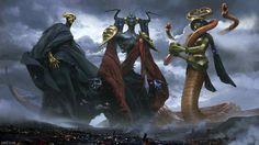 Behemoths & Leviathans Dump 2 - Imgur