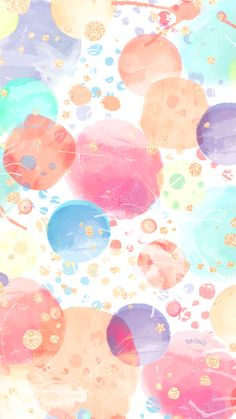 Phone Wallpapers HD Watercolor Gold - by BonTon TV - Free Backgrounds 1080x1920 wallpapers (iPhone, smartphone) Here you can find a collection of elegant, cute and girly, colorful, glittery, simple, artsy, with quotes, galaxy, holiday, watercolor, hand drawn and painted wallpapers in high resolution. #watercolor #wallpaper #background #bontontv