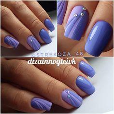 #naildesign #nailart #accentnailart #bluenailart #mattenailart