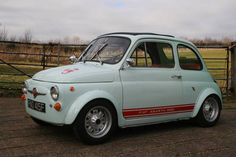 1968 Fiat 500 Abarth Replica For Sale