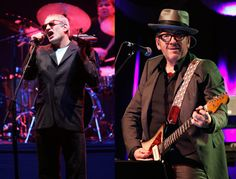 Elvis Costello is the guest star on the upcoming Steely Dan Tour.