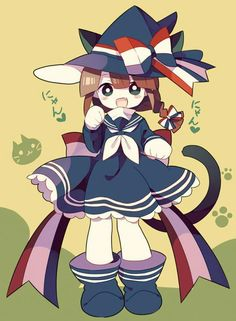 Wadanohara | © to http://touch.pixiv.net/member.php?id=4280606
