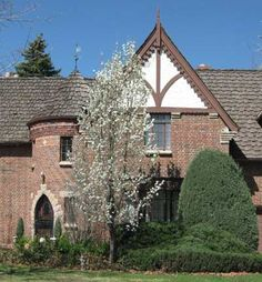 Image detail for -... & Associates - Denver Architectural Styles: English Revival & Tudor