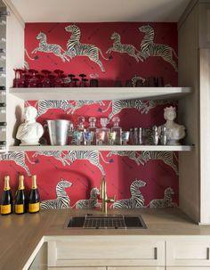 Novogratz Home Small  Bar