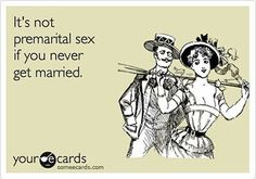funny never getting married quote