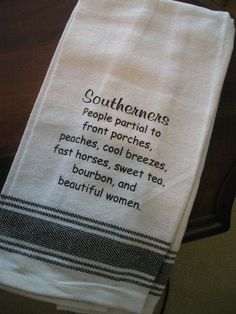southerners