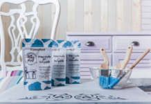 Pintura Milky Paint, perfecta para decorar y divertirse