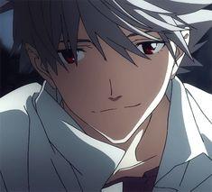 Discover & share this Evangelion GIF with everyone you know. Neon Genesis Evangelion, Anime Manga, Anime Art, Evangelion Kaworu, Little Poni, Anime Reccomendations, Cute Anime Pics, Swagg, Aesthetic Anime
