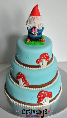 Totally off topic, but I think I found Jewell's baby shower cake!