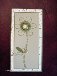 Friendship Blooms by Smoatsmom - Cards and Paper Crafts at Splitcoaststampers