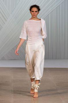 Fatima Lopes at Paris Fashion Week Spring 2014 - Runway Photos
