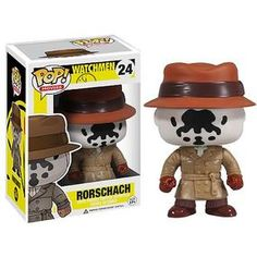 [Watchmen: Pop! Vinyl Figure: Rorshach (Product Image)]