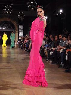 Caprichosa colección 2016 flamenca trajes de flamenca flamencas Mario Gallardo Mario Gallardo