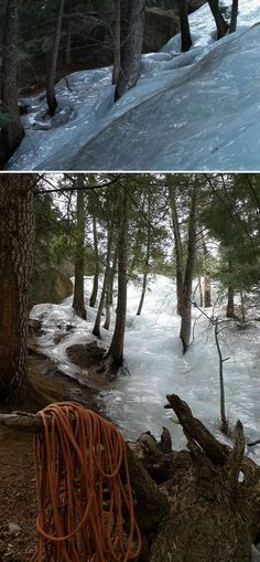 Wanna know how cold Russia gets in the winter? This is a RIVER!