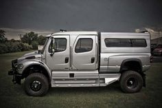 Ultimate+Zombie+Apocalypse+Vehicle | SportChassis P4XL: The Ultimate Sport Utility Vehicle