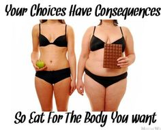 Your choices have consequences