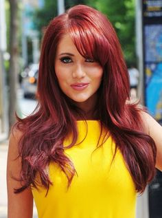2014red hair  | ... Childs Long Hairstyles: Straight Haircuts for Long Hair /Getty Images