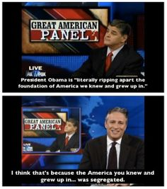 The America we all grew up in