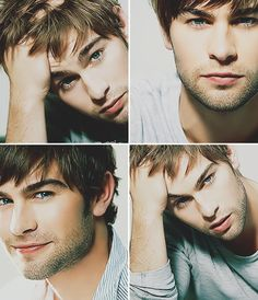 Chace Crawford. oh lala