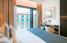 Room Hotel Nakar - Marga Rotger Interiorismo