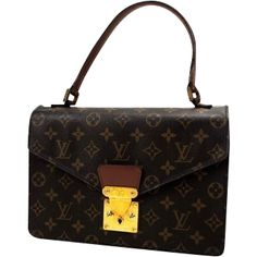 Louis Vuitton Concorde Brown Bag - Satchel  SALE !!!499 marked all the way down to $399 approx 10x7x4....