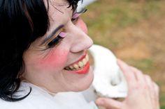 Adela Cuetos. Fotografía book circus adulto