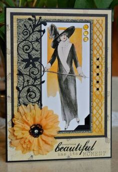 Everything Beautiful by Laurene - Cards and Paper Crafts at Splitcoaststampers