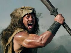 """""""The Rock"""" looks awesome in the first trailer for """"Legend of Hercules."""""""