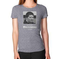 Brendan Dassey Wrestlemania Shirt Road to 2048 Women's T-Shirt
